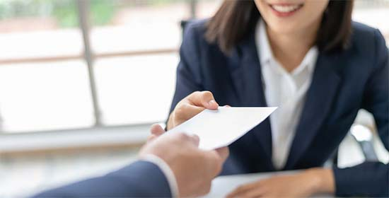 Using Your Cover Letter and CV for Salary Negotiation