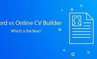 Word vs Online CV Builder: Which is the Best?